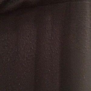 Merona Dresses - Merona Cowl Neck Knit Black Dress, Size L